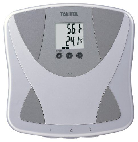 Most Accurate Bathroom Scale 2014: Review: Tanita BF679W Duo Scale
